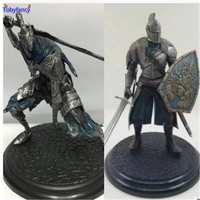 Tobyfancy Dark Souls DXF Faraam Knight Artorias The Abysswalker PVC Figure Collectible Model Toy