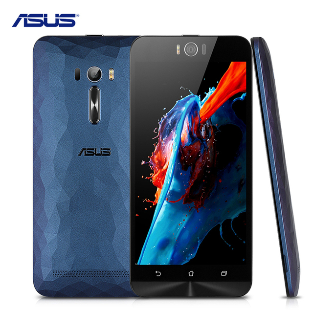 Asus zenfone selfie zd551kl окта основные android 5.0 3 ГБ ram snapdragon 32 ГБ rom 13.0mp камера 5.5 ''1920x1080 4 г lte смартфон