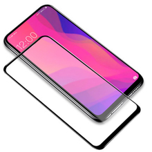 3D full screen coverage Nano electroplating 9H hardness Anti scratch fingerprint For oppo Find X tempered Glass film
