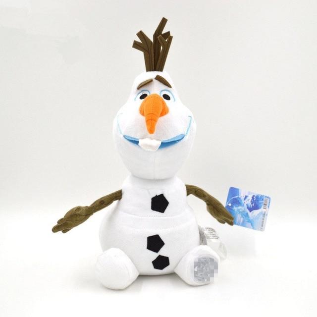 Olaf Plush Toys 30cm/50cm Brinquedos Stuffed Plush Dolls Accessories Kawaii Brinquedo olaf pelucia Free Shipping