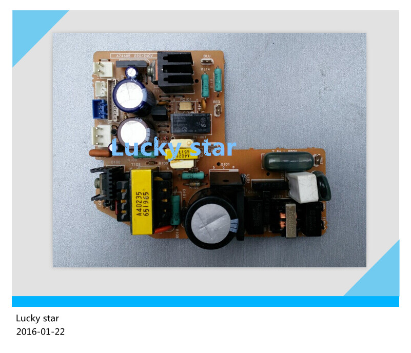 ФОТО 95% new for panasonic Air conditioning computer board circuit board A74695 A74331 good working