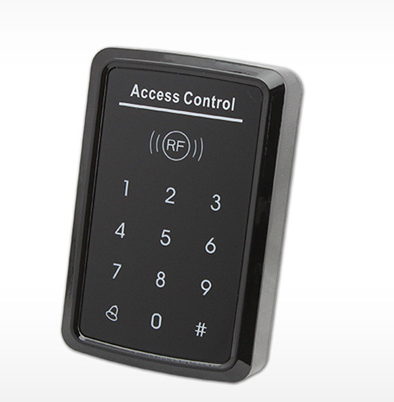 ФОТО Touch Keypad ID Card/ Password /ID Card +Password    Door Access Control Surpport External Reader
