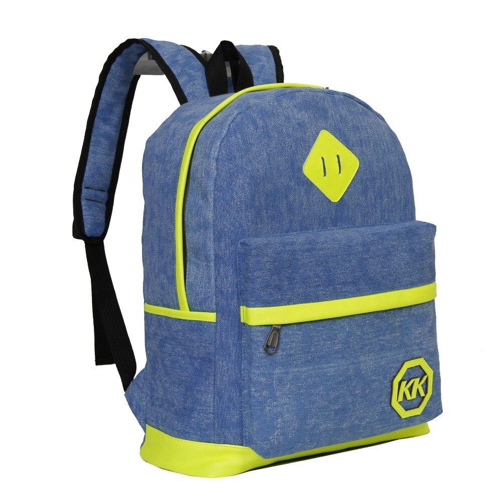 Laptop bags korea - South Korea Fashion Students Computer Backpack Unisex Laptop Backpack Male Female Leisure Travel Backpack