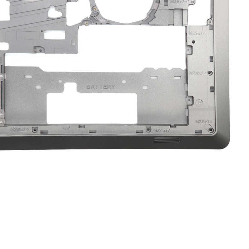 BillionCharm Laptop Bodem C D Shell voor Dell 5547, 5548 Bovenste Cover 100% Gloednieuwe Originele Accepteren Model Maatwerk Zwart