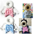 Baby Head protect pillow Soft flannel cover recovery pillow Toddler Protection pad Shoulder backpack Pillow