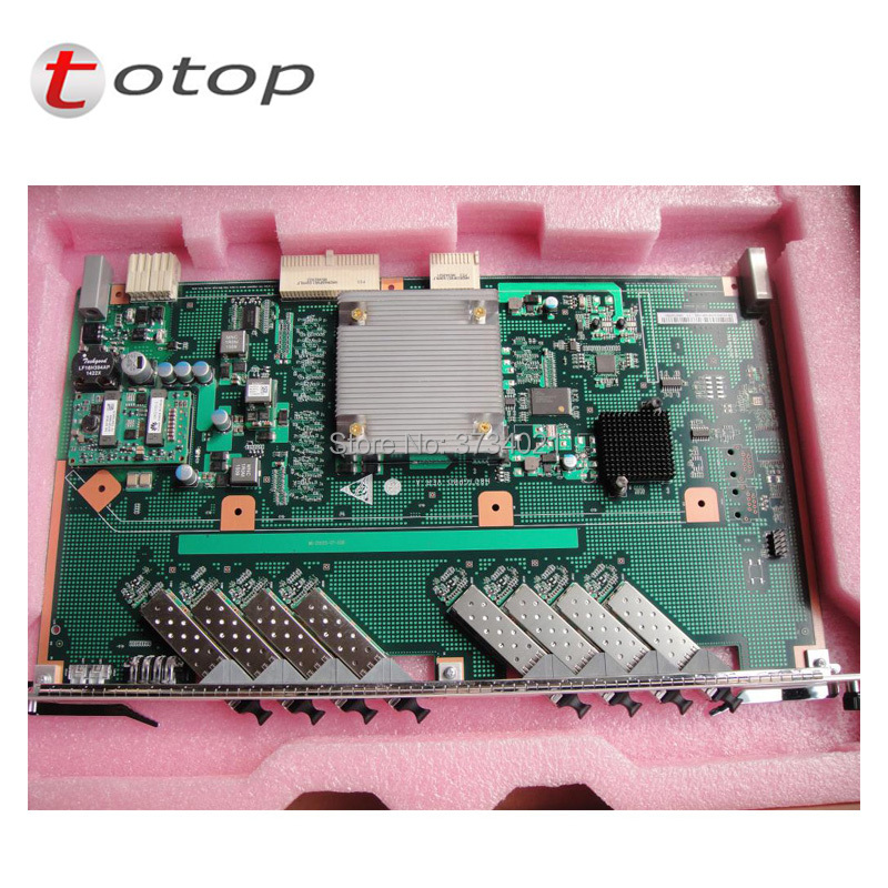 HUAWEI GPBD 8 Ports GPON Board With 8 Pcs Class C++ SFP Module Huawei Gpbd For MA5600 OLT