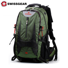 Brand SWISSGEAR Travel Sport Waterproof For 15″ 16″ Nylon Laptop Men and Women Backpack Computer Notebook Bag 20-35L Movement