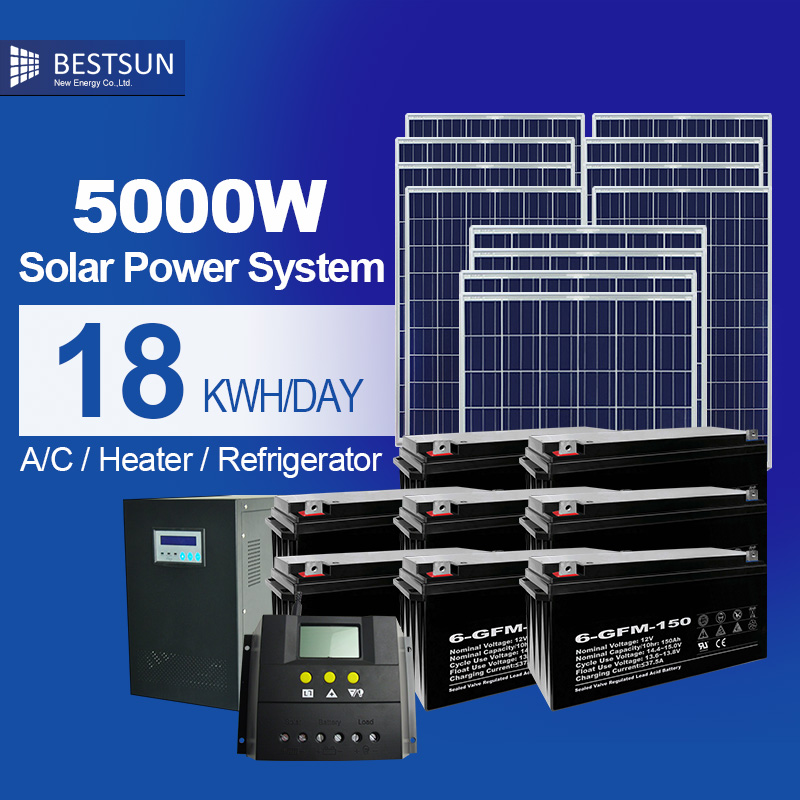 Aliexpress.com : Buy solar panel 5000w pv grid connected ...