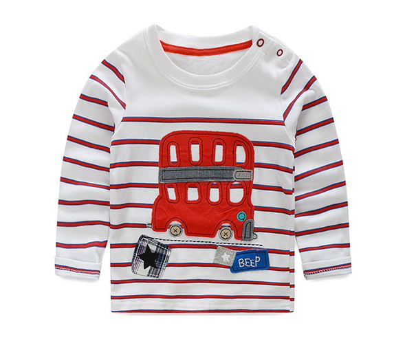 HTB1RLb9RVXXXXcMXFXXq6xXFXXXd - VIDMID boys t-shirt long sleeves children's t-shirts autumn cartoon kids shirts for boys clothes cotton baby clothes boy t-shirt