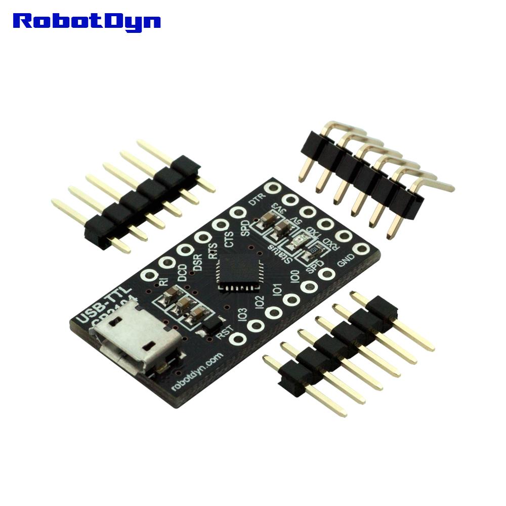 Micro usb UART TTL CP2104