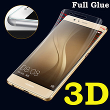 3D Full Cover Screen Protector For Huawei P10 Plus P9 Plus Mate 9 Pro P8 Lite 2017 Honor 8 TPU Soft Film (Not Tempered Glass)