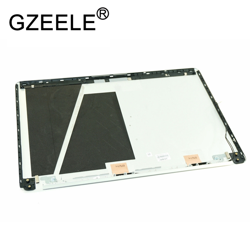 цена на GZEELE new for HP ENVY M7-N M7-N109DX 17T-N100 White Lcd Back Cover Real Lid 832351-001 AM1CQ000200 TOP CASE