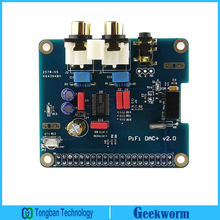 I2S Interface PiFi DIGI DAC+ HIFI DIGI Digital Audio Card for Raspberry PI 3 Model B /2B / B+, Raspberry pi Dac+