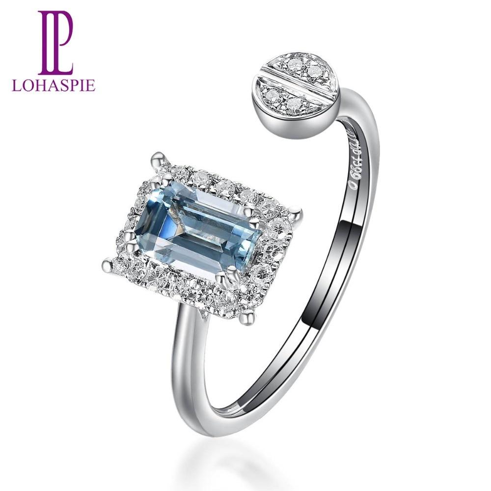 "beautiful knotted natural aquamarine gemstone bracelet solid 18k yellow gold 7/"""