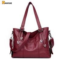 Big Plaid Female Bolso Ladies Casual Tote Bags Handbags Women Famous Brand 2017 High Quality Soft