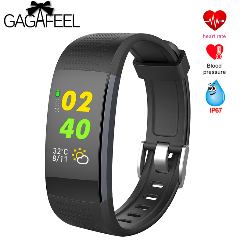 Gagafeel C20 Color Screen Smart Bracelet Heart Rate Activity Tracker Smart Wristband For Android Ios Fitness Smart WatchGagafeel C20 Color Screen Smart Bracelet Heart Rate Activity Tracker Smart Wristband For Android Ios Fitness Smart Watch
