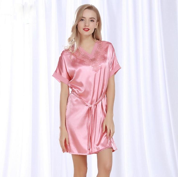 Free shipping boom ladies pajamas spring and summer home service lace pajamas pajamas  SQ029