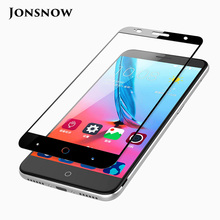 JONSNOW Tempered Glass for ZTE Blade V7 Lite 5.2 inch 9H Explosion-proof Full Screen Protector Film for ZTE Blade V7 Plus все цены