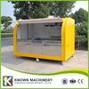 KN 290A Mobile Food Carts Trailer Ice Cream Truck Snack Food Carts Customized For Sale With