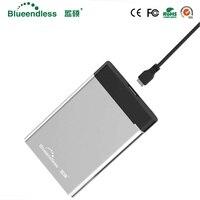 Blueendless HDD 2,5 дюймов USB 3,0 на Sata Портативный внешний жесткий диск 1 ТБ жесткий диск 500 ГБ hd экстерно disco Дуро экстерно 250 ГБ