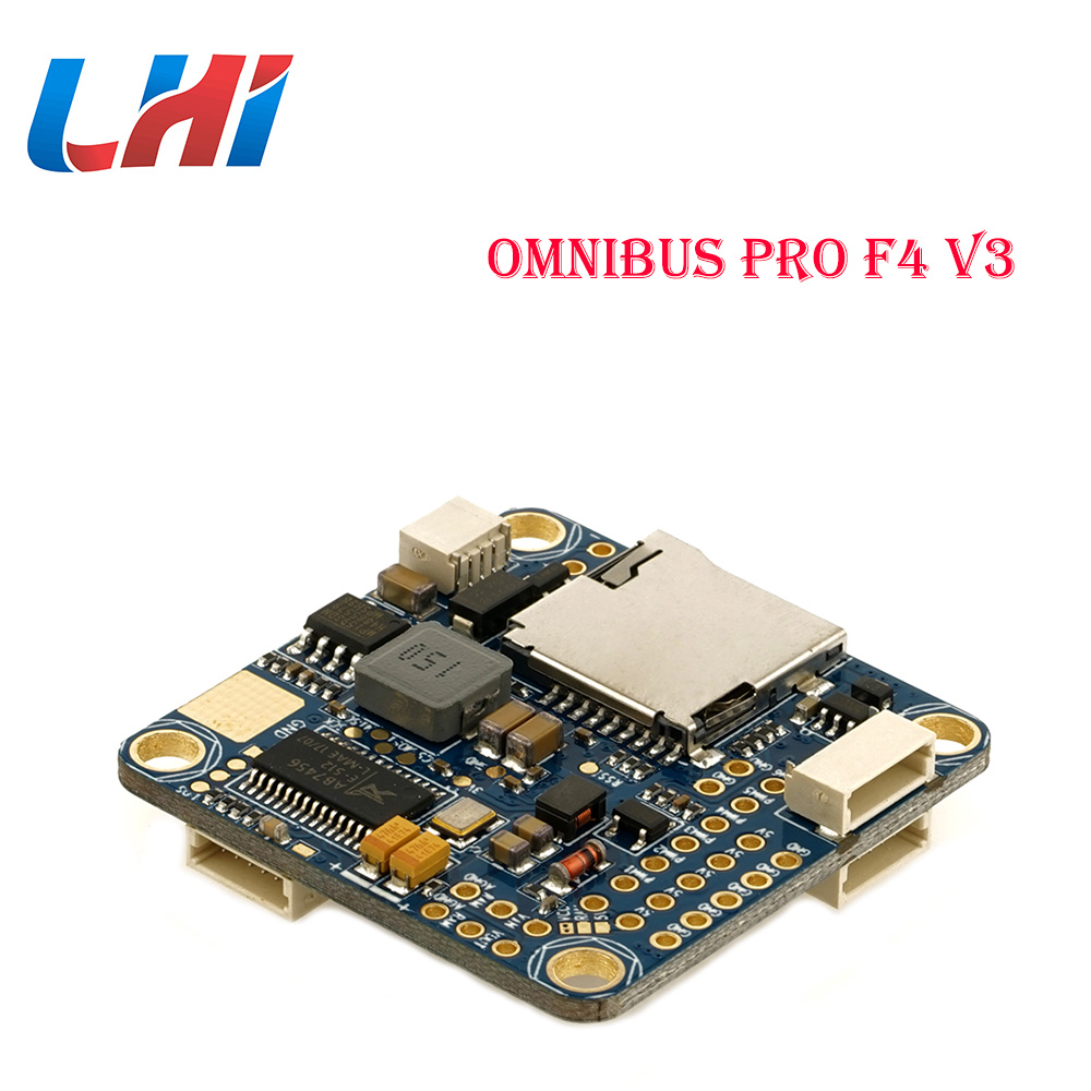 LHI Airbot Omnibus F4 Pro V3 Flight controller Authentic drones with RC plane for FPV Quadcopt for Camera controller or helicopt