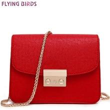 FLYING BIRDS! new women bag for Women messenger Bags ladies leather handbag designer shoulder bag summer style bolsas LS8927fb