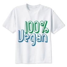 100% VEGAN men's t-shirt