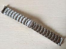 22mm T086407 T086408 Nuevas Piezas de Reloj Hombre pulsera de acero Inoxidable Sólido Correas de Reloj correa Para T086