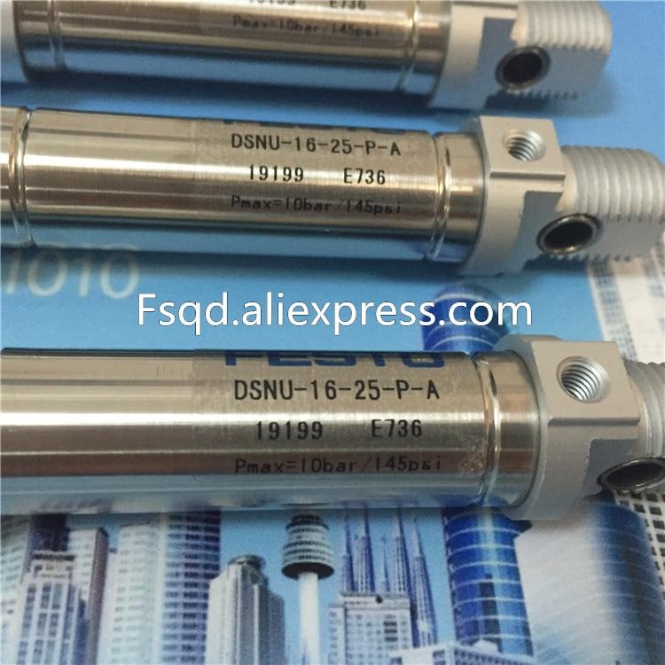 DSNU-16-225-P-A DSNU-16-250-P-A DSNU-16-160-P-A  FESTO round cylinders festo round cylinders mini cylinder dsnu 20 50 p a dsnu 20 75 p a dsnu 20 100 p a
