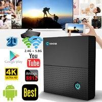 TX92 3GB 64GB 3GB 32GB 2GB 16GB Android 7 1 Smart TV Box Amlogic S912 Octa