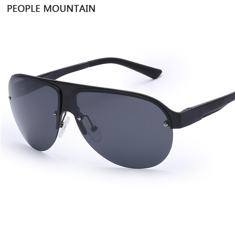 Pessoas Montanha Clássico HD Polarizada Óculos De Sol Dos Homens de Moda Ao  Ar Livre Esporte Óculos Oculos Gafas de sol de Alumínio E Magnésio  Masculinos em ... be0c2b3655