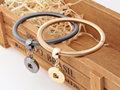 Wholesale DIY ginger snap button bracelets Elasticity Bracelets fit 18mm Ginger snap button fit Ginger snap KB86005