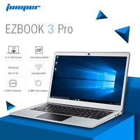 Jumper EZBOOK 3 PRO 13.3 inch Notebook Laptop Intel Apollo Lake N3450 Quad Core 1.1GHz 6GB RAM 64GB eMMC HDMI Dual WiFi
