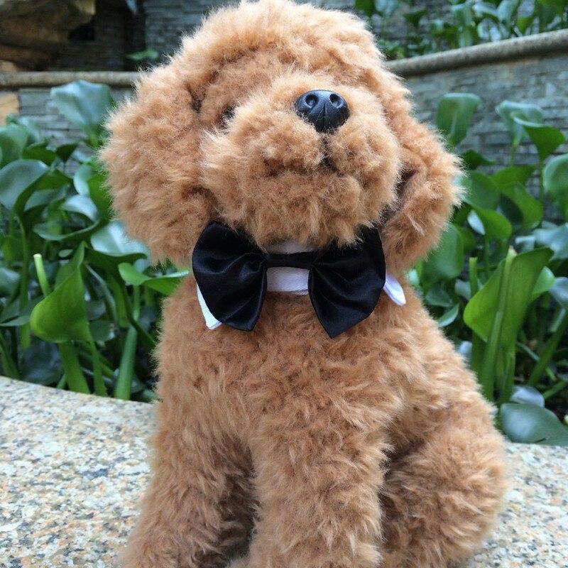 Lovely Dog Puppy Cat Kitten Pet Toy Bow Tie Necktie Collar Clothes S M L