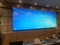 2 дюймов * 3 шт. 55 дюймов ТВ светодио дный студия LED видеостена мм 0 мм ободок сплайсированные ЖК видеостена