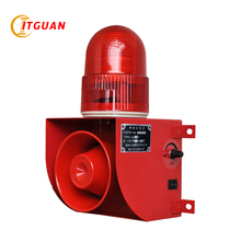 TGDD-001 AC220V/380V Three Phase Power Off/On Audible and Visual Alarm Industrial Emergency Beacon Outage Alarm Strobe Light