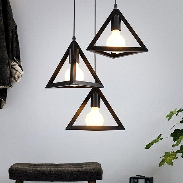 vintage industrial loft wire cage hanging pendant lighting base e27 rustic  barn metal chandelier fitting bar cafe lamp