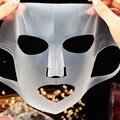 Nova chegada máscara de Silicone Cobrir Evitar Evaporação Acelerar A Absorção de Essência Máscara Hidratante Máscara Facial Capa