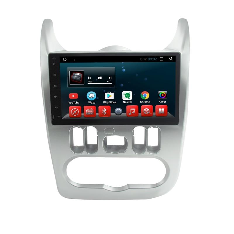 Android 7.1 Autós dvd sztereó lejátszó GPS Glonass navigációs - Autóelektronika - Fénykép 2