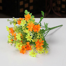 Colorful Artificial Flowers for Home Decor