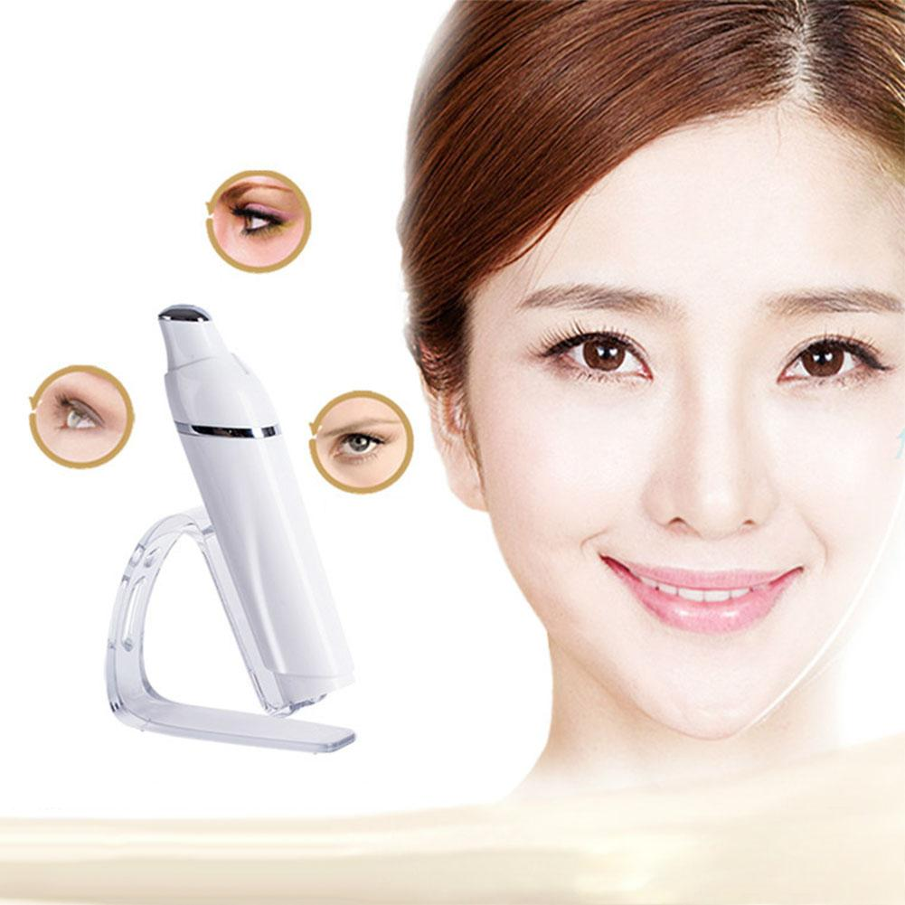 BellyLady Eye Massager Eyes Wrinkle Dark Circles Remover Anti aging Mini Electric Eye Massage Vibration Instrument in Face Skin Care Tools from Beauty Health
