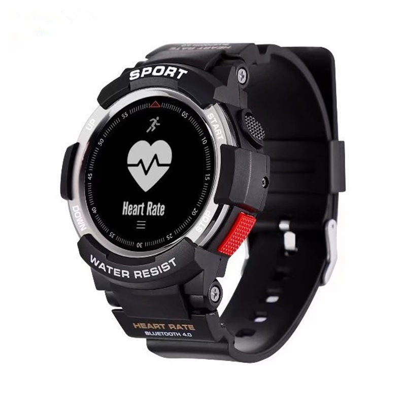 NEW Smart watch F6 GPS Sport Smartwatch IP68 Waterproof Bluetooth Bracelet Dynamic Heart Rate Monitor for Android Apple Phone цена