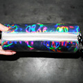 men's make up bags silver hologram zipper pouch nesesser travel woman organizer holographic wash bag cosmetic makeup artist bags