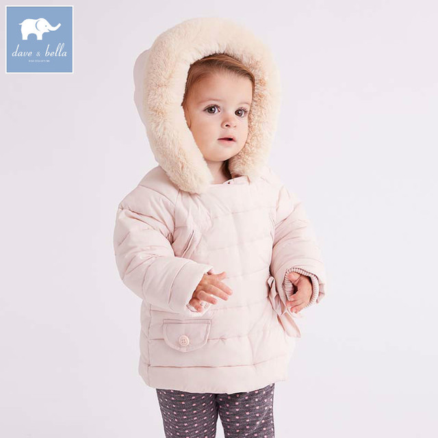 20d3a588804d DB6319 dave bella winter infant baby girl fashion Jackets toddler ...