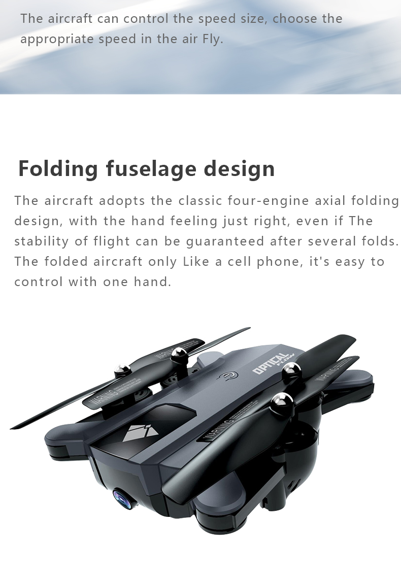 F196 RC Drone With Camera 2MP HD Quadrocopter Altitude Hold Optical Flow Positioning Foldable RC Helicopter Dron VS SG900 XS812 12