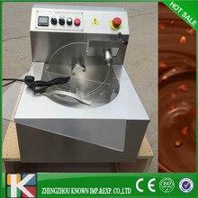 8kg chocolate machine,small chocolate tempering machine