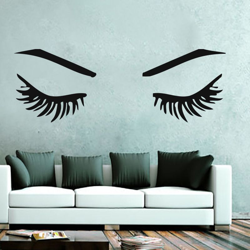 Wall Art Stickers Eyes : Popular tile spa buy cheap lots from china