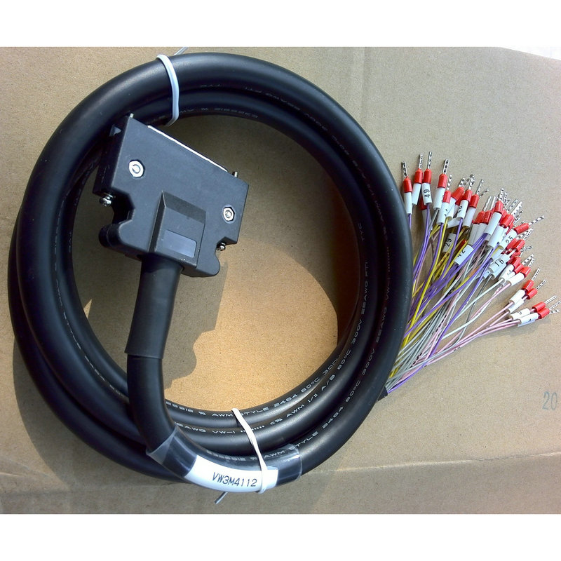 цена на Low price for DELTA Servo CN1 control line ASD-CNSC0050 1m 2m servo cable customized