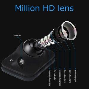 Image 3 - 12V HD Car Rear View Camera Car Mirror Cameras Night Vision Infrared Auto Reverse Camera Vehicle Parking Camera
