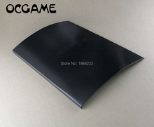 20 pz/lotto grande copertura nera del frontalino per le parti di riparazione di playstation 3 ps3 OCGAME